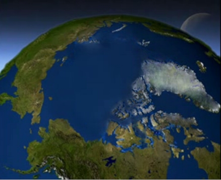 North Pole Sometime in the Next Two Decades - No Ice, No Workshop