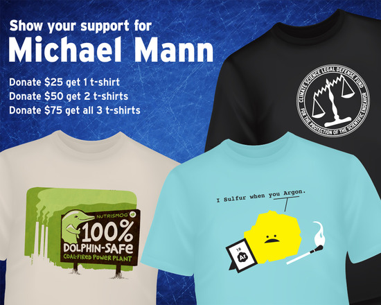 Support Science & Get These Cool Items & More