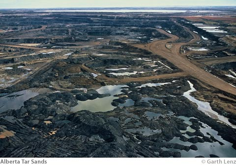 Alberta Tar Sands: The Dirtiest of the Dirty